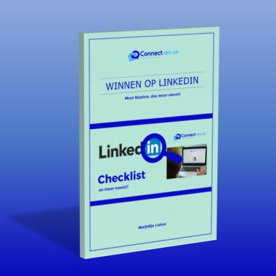 E-book Checklist LinkedIn