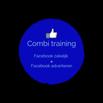 Combi training Facebook zakelijk + Facebook adverteren