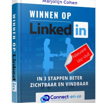 Winnen op LinkedIn nieuwe lay-out